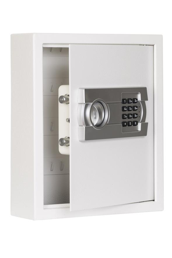Kända Nyckelskåp PT40E för 40 nycklar eller nyckelknippor. Säker förvaring FN-29